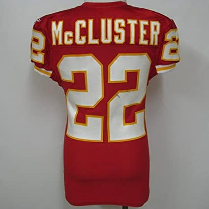 Dexter Mccluster Kansas City Chiefs Game Used Jersey - Unsigned ...