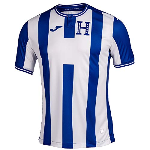 Honduras National Soccer Team Away Jersey 2019/20 (Royal/White, Youth X-Large)