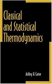 classical statistical thermodynamics carter solutions manual