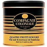 Compagnie Coloniale - Quatre Fruits rouges - Boite Luxe 120g