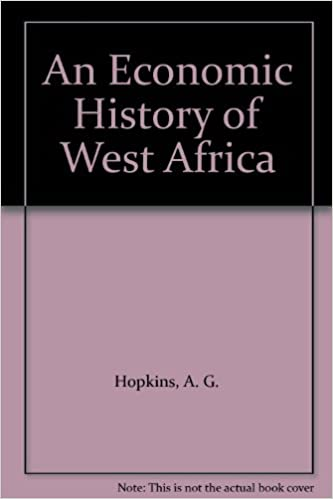 Book An Economic History of West Africa