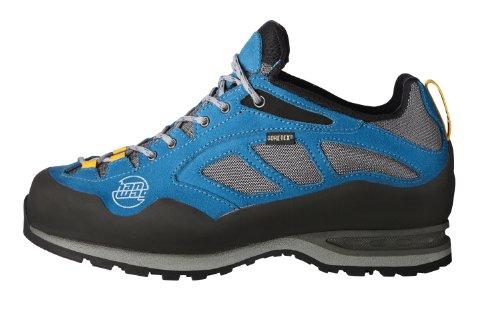 Hanwag Approach II GTX - Zapatillas deportivas, color azul Azul azul Talla:12.5 Azul - azul