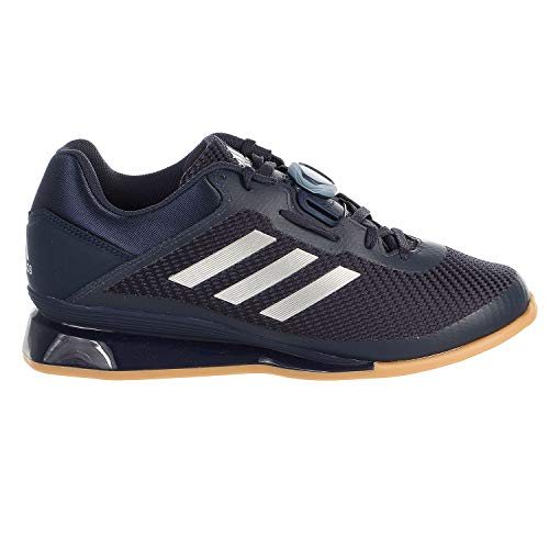 adidas Men's LEISTUNG.16 II. Cross Trainer, Trace Blue/Metallic Silver/raw Grey, 12 M US