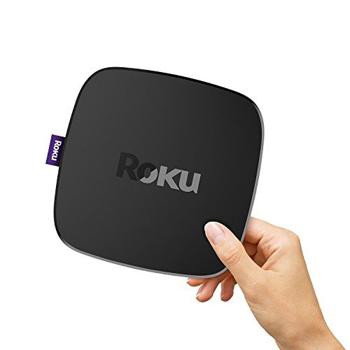 Roku 4 - 4K UHD 3840 × 2160 Dual Band Wi-Fi Audio Video Str