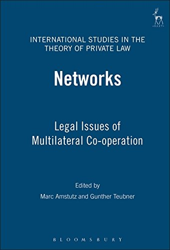 Networks: Legal Issues of Multilateral Co-operation (6) (International Studies in the Theory of Private Law)