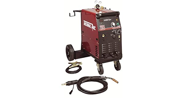 Thermadyne Thermal Arc 100048D-002 Fabricator 251 Welding System - Gas Welding Equipment - Amazon.com