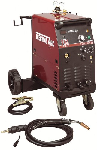 Thermadyne Thermal Arc 100048D-002 Fabricator 251 Welding System - Gas Welding Equipment - Amazon.com
