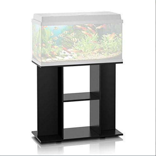 facile da riporre qualit/à e di altri prodotti e oggetti nella zona armadio e dietro Modesto /adatto per acquari Nero Acquario armadio/ terrari
