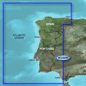 (The Amazing Quality Garmin BlueChart® g2 Vision® - VEU009R - Portugal & NW Spain - SD Card)