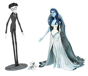 Corpse Bride Wedding Cake Topper