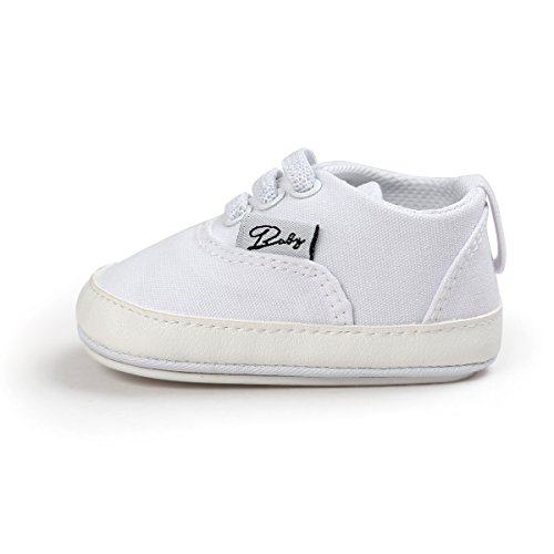 68cc069a13138b BENHERO Baby Boys Girls Canvas Toddler Sneaker Anti-slip First ...