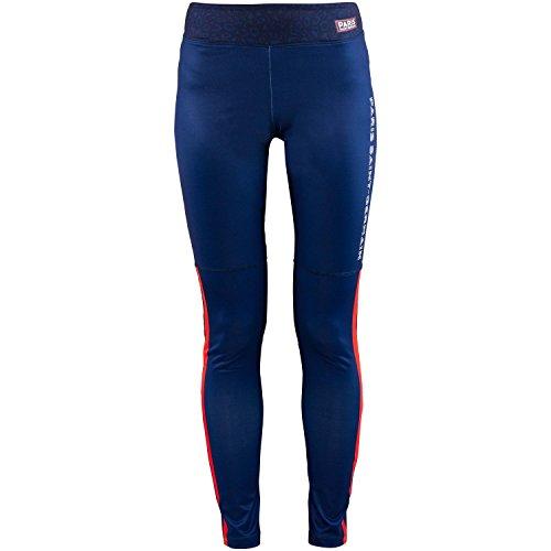 Pantalon Legging de sport PSG - Collection officielle Paris Saint Germain - Taille adulte femme