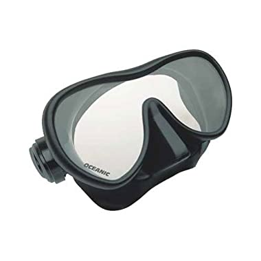 Oceanic Mini Shadow Masks Black