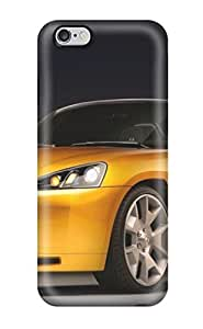 fashion case Faddish cell phone Cars Dodge Demon Roadster Yellow case cover For 9H3xfX0IZV1 iphone 5c / Perfect case cover