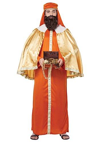 California Costumes Men's Gaspar, Wise Man (Three Kings)