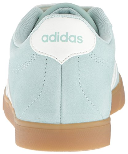 Courtset Ash Green Cloud Women's Green Originals Sneaker Ash White adidas qwv1UU