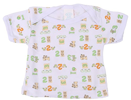 Big Oshi Layette Baby Gift Set, 7-Piece - Boxed, Complete With A Gift Tag And Pretty Bow - Perfect Baby Shower Gift - Pastel Green