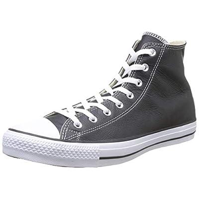 Converse Women's Chuck Taylor All Star Leather High Top Sneaker Unisex | Skateboarding