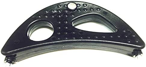 PurrsianKitty Crescent Tool for Jack Lalanne Power Juicer Delux & PRO & Classic - Black