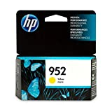 HP 952 Ink Cartridge Yellow (L0S55AN) (Renewed)