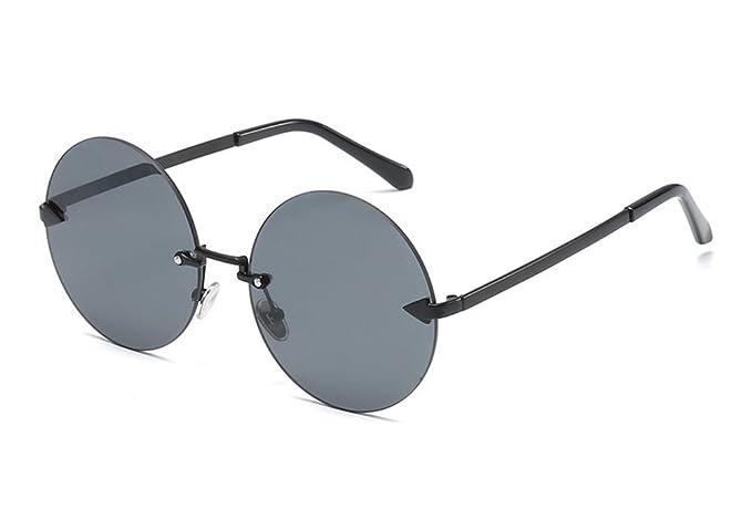 Flecha sin marco marco polarizado gafas de sol gafas para hombres y mujeres