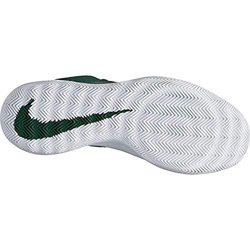 Nike Men's Zoom Rev TB Basketball Shoes Green (922048-300) Size 9.5
