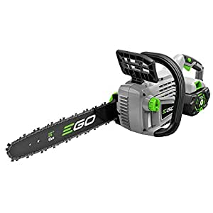 EGO 16 in. 56-Volt Lithium-Ion Cordless Chainsaw-CS1604