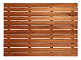Teak Shower/Bath Mat (25'' x 18'')