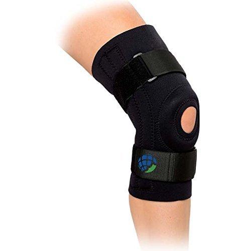 Advanced Orthopaedics Sport Lite Knee Brace (Medium) by Advanced Orthopaedics