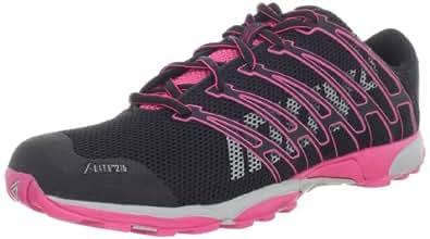 Inov 8 F-Lite 215 Trail Running Shoe - Womens Black/Pink/Grey, 5.5