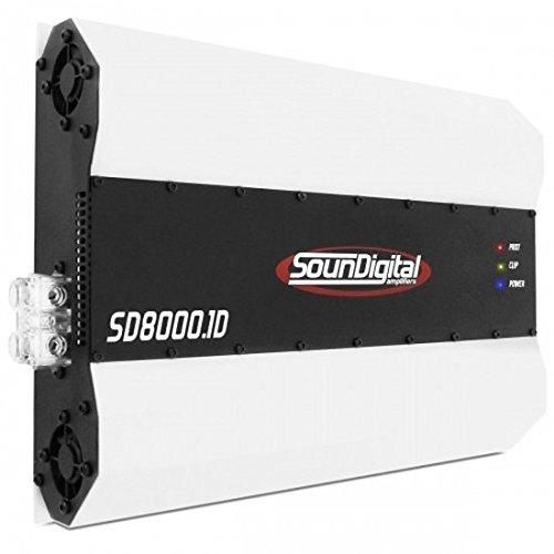 8000 watt dj amp - 3