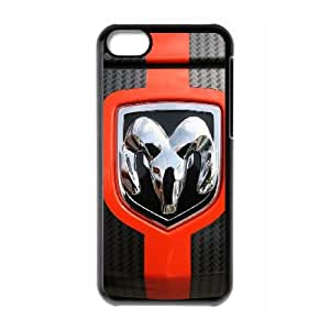 Dodge iPhone 5c Cell Phone Case Black VC9GGG62
