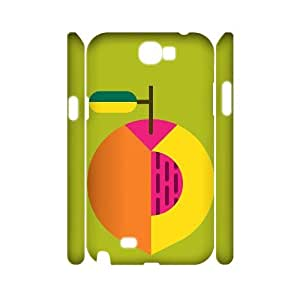 LASHAP Phone Case Of Strange vegetable & Fruit,Hard Case !Slim and Light weight and won't fade, Scratch proof and Water proof.Compatible with All Carriers Allows access to all buttons and ports. For Samsung Galaxy Note 2 N7100