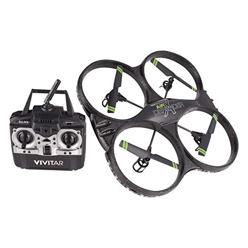 (Vivitar DRC-330 Air Defender Quadcopter Camera Drone)