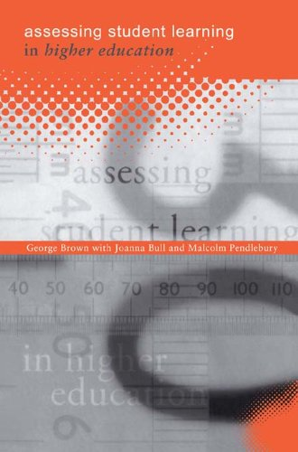 Download Assessing Student Learning in Higher Education Pdf