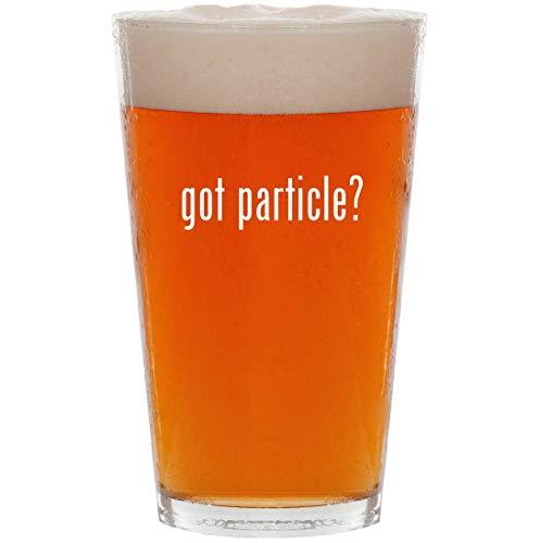 got particle? - 16oz All Purpose Pint Beer - Mahan Air