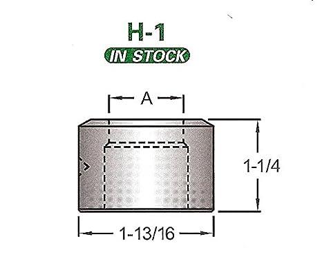 mubea h-1 ironworker 12-set round tooling kit: amazon com: industrial &  scientific
