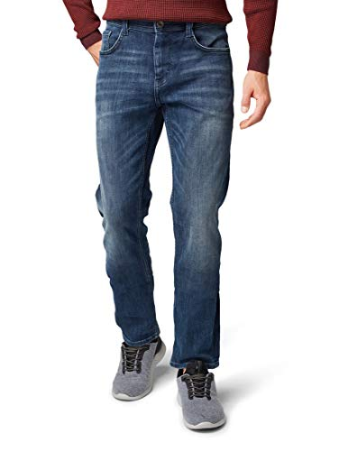 TOM TAILOR Herren Jeanshosen Marvin Straight Jeans