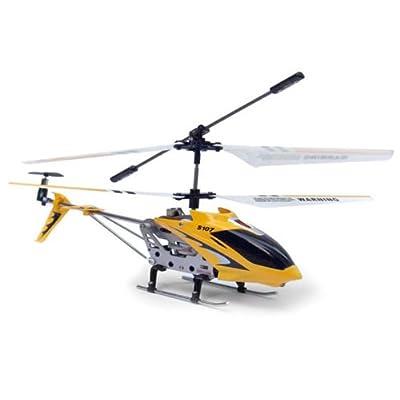 Helicoptère télécommandé Syma - S107G - Jaune