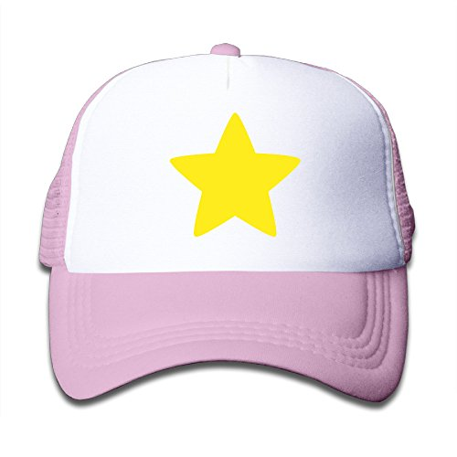 [Elnory Steven Cool Star Child Adjustable Sunshade Hat Pink] (Incredible Hulk Costume Ideas)