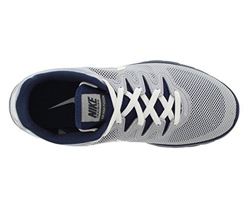 Nike Vrouwen Air Max Fusion Wolf Grijs / Zuiver Platina / Midnight Navy
