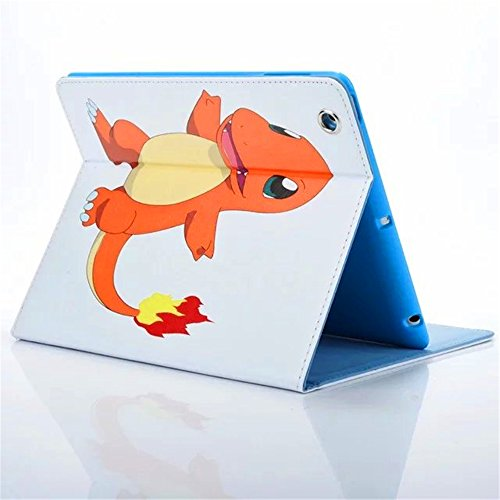 iPad Mini Case, Phenix-Color Pokemon Go Premium Flip Stand PU Leather Shell Case for Apple iPad Mini 1 2 3 (#01) Photo - Pokemon Gaming