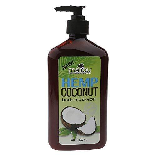 Malilbu Tan Hemp Coconut