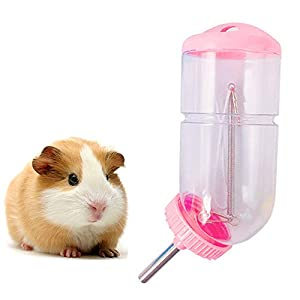 9. Newweic Pet Drinking Bottle