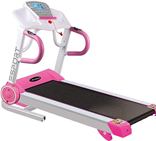 Treadmill Motorised Running Machine Home Fitness Gym Indoor Use Folding Treadmill Machine Electric Fitness Workout