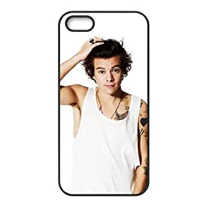 Harry Styles Personalized Cover Case for Iphone 5,5S,customized phone case ygtg-324285