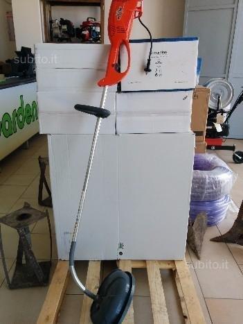oleomac Desbrozadora eléctrica TR 61: Amazon.es: Jardín