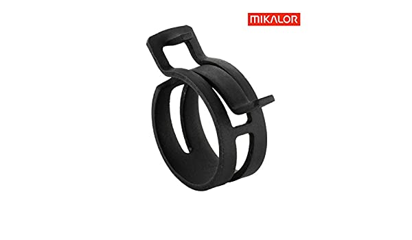 29mm Mikalor W1 Heavy Duty Primavera Banda Clip Radiador Tubo Aire Aceite Combustible DIN 3021: Amazon.es: Coche y moto