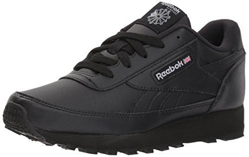 Children Watches Shoe (Reebok Unisex Classic Renaissance Sneaker, Black/DGH Solid Grey, 7 M US Little Kid)