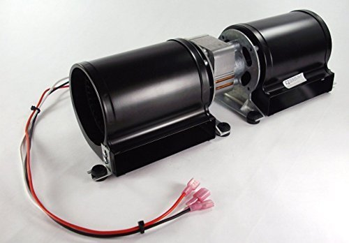 Fireplace Blower for Osburn, Nordica Fireplace, Valley Comfort, Pacific; Rotom Replacement by ()